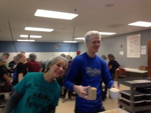 Student Volunteers at Feed My Starving Children
