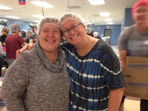 Parent Volunteers at Feed My Starving Children