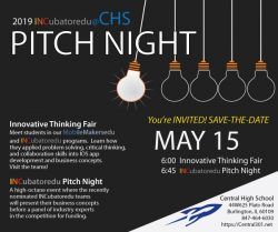 Information about pitch night