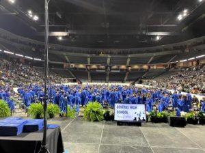 2021 Graduates of CHS